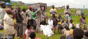 Covid relief for the Batwa community of Mgahinga, Kisoro